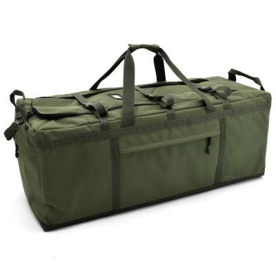 Баул-сумка транспортная 118л олива