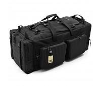 "Баул-рюкзак ""Hunter bag"" 125л черный"