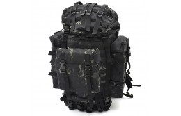 Рюкзак Рысь теперь и в цвете Черный Мультикам!